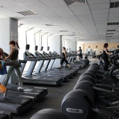 Гостиница Измайлово Гамма фитнесс-зал фото 2