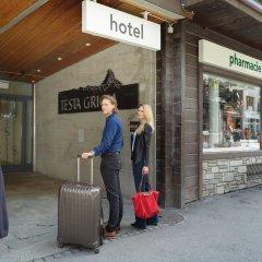 Отель Garni Testa Grigia Швейцария, Церматт - отзывы, цены и фото номеров - забронировать отель Garni Testa Grigia онлайн развлечения