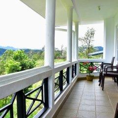 Отель Ella Sisilasa Holiday Resort балкон