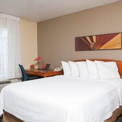 Отель TownePlace Suites by Marriott Indianapolis - Keystone комната для гостей фото 3