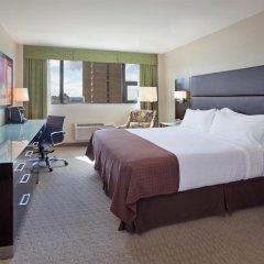 Отель Holiday Inn Vancouver Centre Канада, Ванкувер - отзывы, цены и фото номеров - забронировать отель Holiday Inn Vancouver Centre онлайн комната для гостей фото 5
