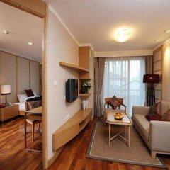 Апартаменты Montara Serviced Apartment Thonglor 25 Бангкок комната для гостей фото 3