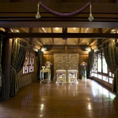 Tewa Boutique Hotel Бангкок интерьер отеля