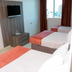 Hotel Bahia Suites удобства в номере