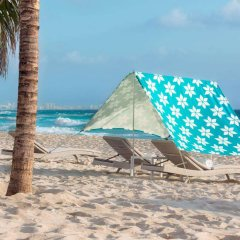Отель Oleo Cancun Playa All Inclusive Boutique Resort пляж фото 4