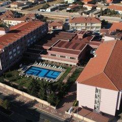 Crystal Kaymakli Hotel & Spa спортивное сооружение