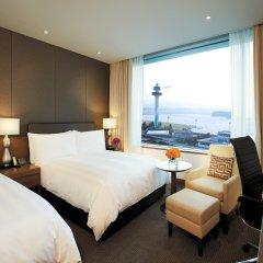 Отель Lotte City Hotel Gimpo Airport Южная Корея, Сеул - отзывы, цены и фото номеров - забронировать отель Lotte City Hotel Gimpo Airport онлайн комната для гостей фото 3