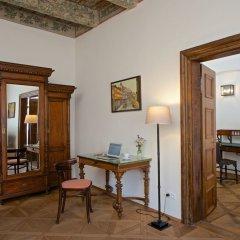 Отель Residence U Mecenáše Чехия, Прага - отзывы, цены и фото номеров - забронировать отель Residence U Mecenáše онлайн удобства в номере фото 2