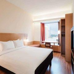Отель Ibis Singapore On Bencoolen Сингапур комната для гостей