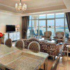 Kempinski Hotel & Residences Palm Jumeirah 5* Улучшенный люкс с различными типами кроватей фото 13
