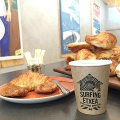 Отель Surfing Etxea Испания, Сан-Себастьян - отзывы, цены и фото номеров - забронировать отель Surfing Etxea онлайн питание