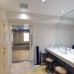 Отель UNIZO INN Tokyo Hatchobori ванная