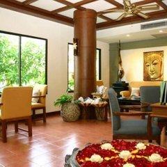 Отель Diamond Cottage Resort And Spa пляж Ката интерьер отеля