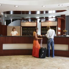 Отель Academia Австрия, Вена - отзывы, цены и фото номеров - забронировать отель Academia онлайн интерьер отеля фото 3