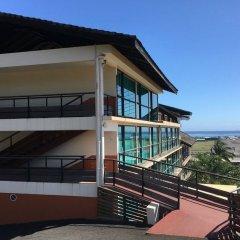 Отель Tahiti Airport Motel балкон