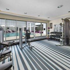 Отель Courtyard by Marriott Riyadh Olaya фитнесс-зал фото 3