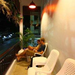 Pak-Up Hostel балкон