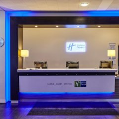 Отель Holiday Inn Express Manchester City Centre Arena интерьер отеля фото 2
