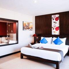 Отель Andakira Hotel Таиланд, Пхукет - отзывы, цены и фото номеров - забронировать отель Andakira Hotel онлайн комната для гостей фото 2