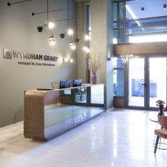 Отель Wyndham Athens Residence интерьер отеля фото 2