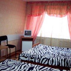 Отель Меблированные комнаты А-Вест Челябинск удобства в номере
