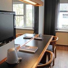 Отель First Hotel Aalborg Дания, Алборг - отзывы, цены и фото номеров - забронировать отель First Hotel Aalborg онлайн в номере фото 2
