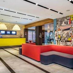 Отель Pod 51 США, Нью-Йорк - 9 отзывов об отеле, цены и фото номеров - забронировать отель Pod 51 онлайн фитнесс-зал фото 3
