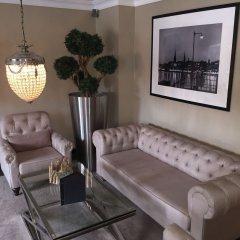 Hotel Business & More комната для гостей