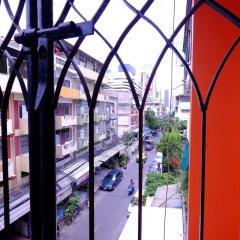 Отель Midsummer Night Hostel Таиланд, Бангкок - отзывы, цены и фото номеров - забронировать отель Midsummer Night Hostel онлайн комната для гостей фото 5