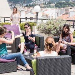 Отель Mercure Nice Centre Grimaldi Франция, Ницца - 5 отзывов об отеле, цены и фото номеров - забронировать отель Mercure Nice Centre Grimaldi онлайн фитнесс-зал фото 2