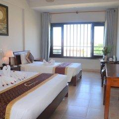 Отель Sunshine Hotel Вьетнам, Хойан - отзывы, цены и фото номеров - забронировать отель Sunshine Hotel онлайн комната для гостей фото 2