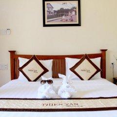 Отель Thien Tan Homestay Hoi An Вьетнам, Хойан - отзывы, цены и фото номеров - забронировать отель Thien Tan Homestay Hoi An онлайн удобства в номере