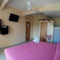 Отель Zihua Express Сиуатанехо удобства в номере