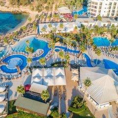 Отель Adams Beach Айя-Напа пляж фото 2