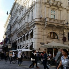 Апартаменты Goldfisch Apartment Vienna Opera House