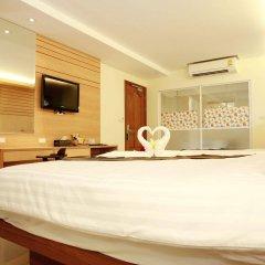 Отель Patong Terrace ванная