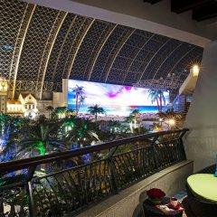 Отель InterContinental Chengdu Global Center балкон