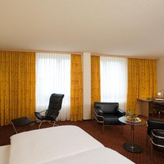 Отель NH Leipzig Messe комната для гостей фото 2