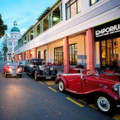 Art Deco Masonic Hotel парковка