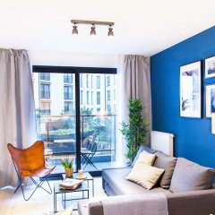 Апартаменты Sweet Inn Apartments Etterbeek Брюссель фото 13