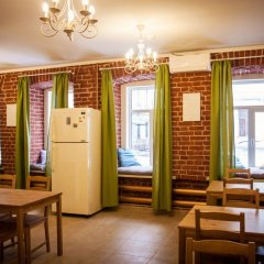 Nereus Hostel near Kremlin питание