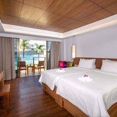 Отель Beyond Resort Karon 4* Улучшенный номер с различными типами кроватей фото 2