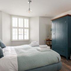 Апартаменты Central 2 Bedroom Apartment In Brighton комната для гостей фото 4