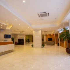 JI Hotel Nanchang Eight One Square интерьер отеля фото 2