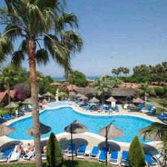 Can Garden Beach Турция, Сиде - отзывы, цены и фото номеров - забронировать отель Can Garden Beach онлайн бассейн фото 2