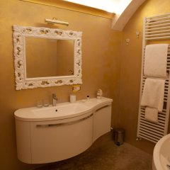 Отель Relais Montemaggiore Синалунга ванная