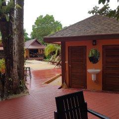 Отель Sayang Beach Resort Ланта комната для гостей фото 5