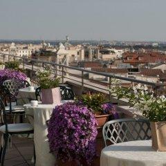 Rome Marriott Grand Hotel Flora балкон