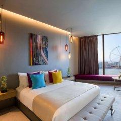 Отель Rixos Premium Дубай вид на фасад