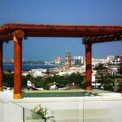 Отель V399 Penthouse by VallartaStays балкон